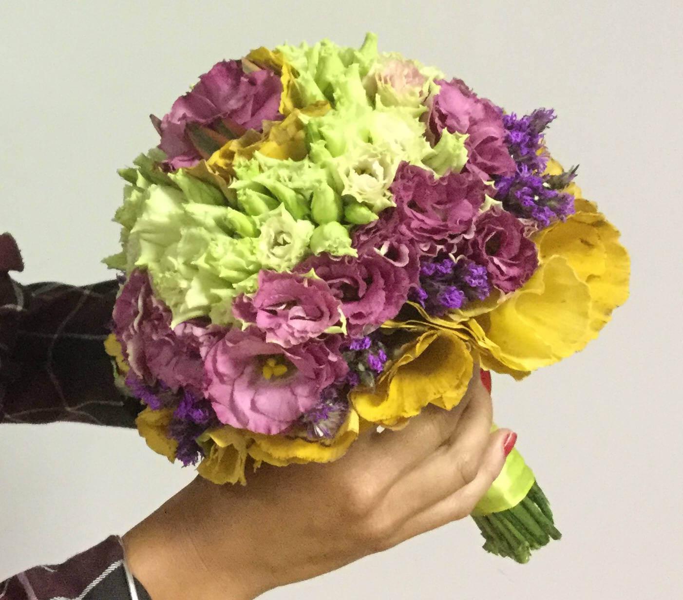 Bouquet di fiori da regalare per la festa della mamma