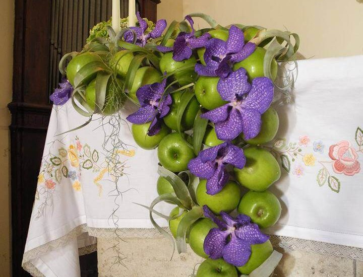 Floral arrangements for weddings - Camucia and Cortona