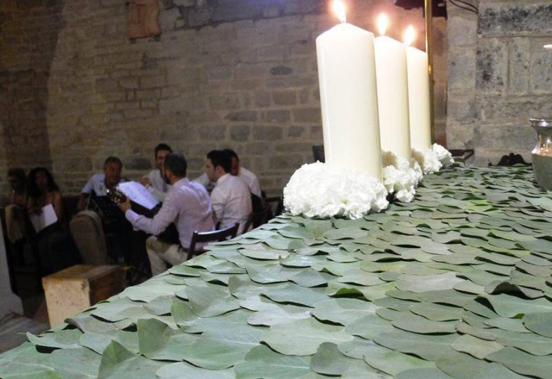 Flowers for weddings in the province of Arezzo