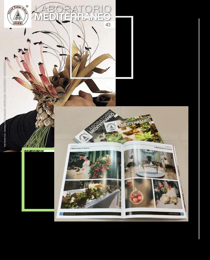 Laboratorio Mediterraneo - rivista di floral design