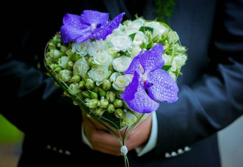 Bouquet da sposa - fiori per matrimonio