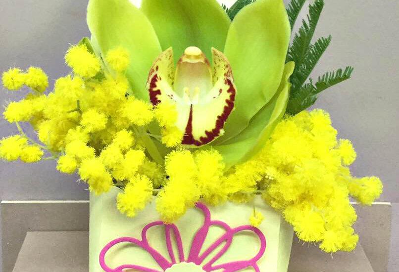 Bouquet e composizioni floreali da regalare per l' 8 marzo