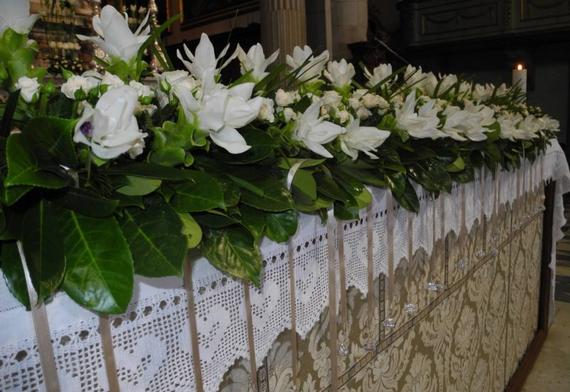 Floral decorations for wedding - Flowers and ideas Marilena